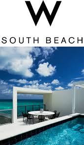 w south beach logo